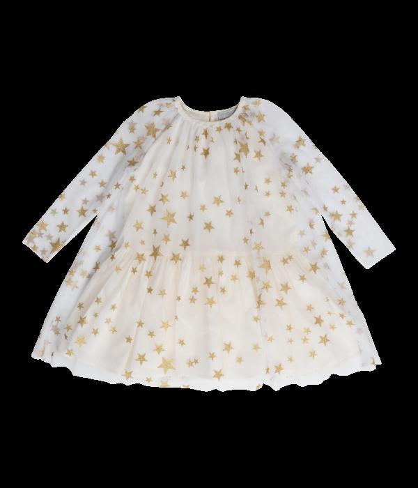 Rochie cu stele aurii