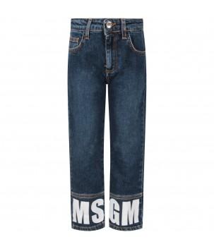 Jeans MSGM