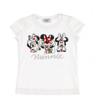 Tricou Minnie Faces
