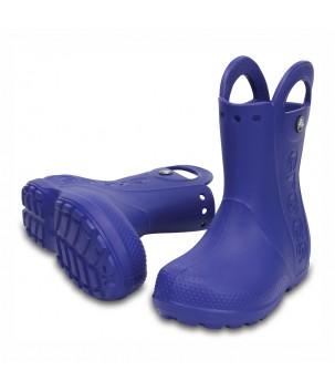 Cizme Crocs de ploaie cu manere