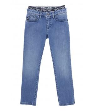 Pantaloni cu logo