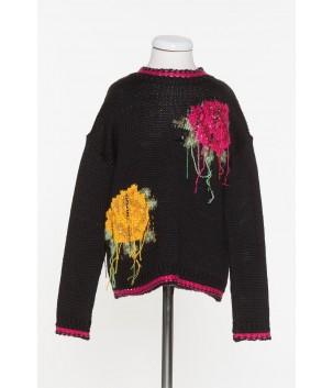 Pulover tricotat