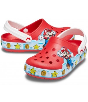 Papuci Unisex Super Mario Lights