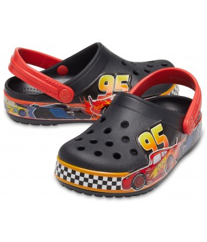 Saboti Fan Land Disney and Pixar Cars Band Clog