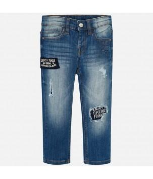Pantaloni denim