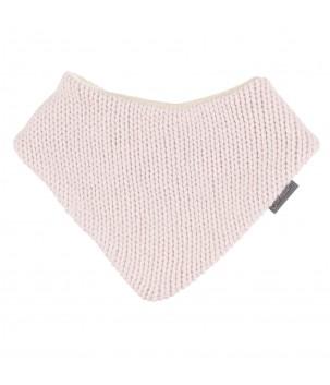 Esarfa tricotata cu dublura