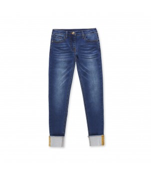 Pantaloni MORE GLITTER