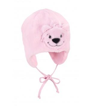 Caciula Beanie roz