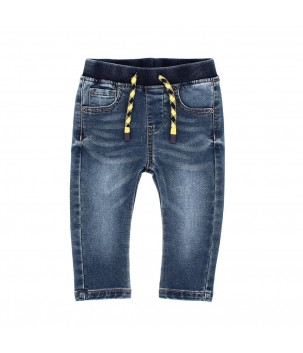 Pantaloni denim LET'S PLAY!