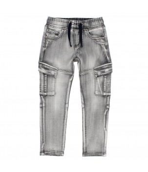 Pantaloni denim SNOWBOARD TEAM