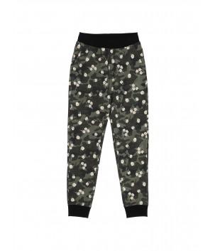 Pantaloni Camouflage and Daisy