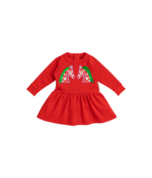Rochie Red Horses