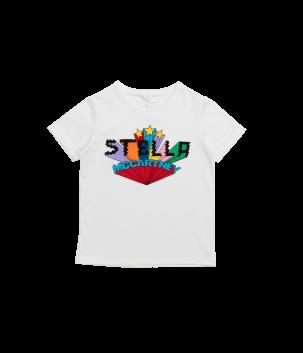 Tricou alb Stella