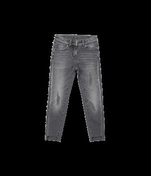 Jeans asimetrici