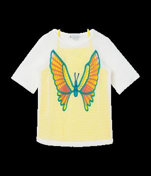 Bluza Butterfly Net