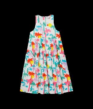 Rochie cu palmieri
