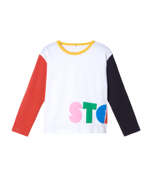 Tricou Colorblock