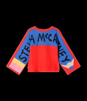 Bluza tricotata cu creion