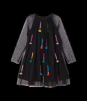 Rochie cu pensule