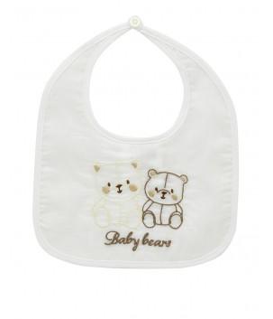Baveta Baby Bears