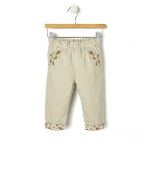Pantaloni captusiti COZY CHIC