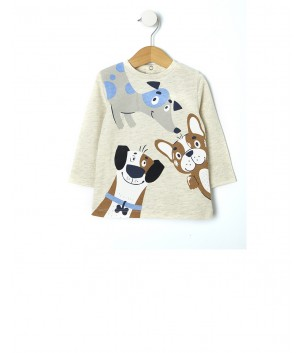 Tricou FUNNY ANIMALS