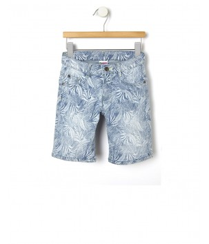 Pantaloni scurti denim SAFARI