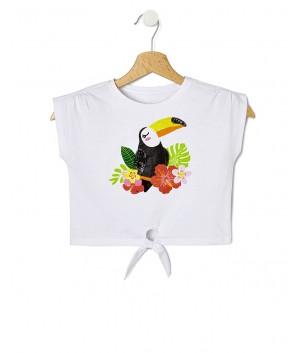 Tricou TROPICAL Toucan