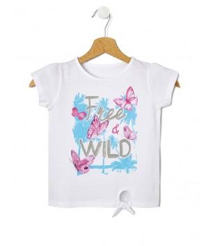Tricou Free and Wild