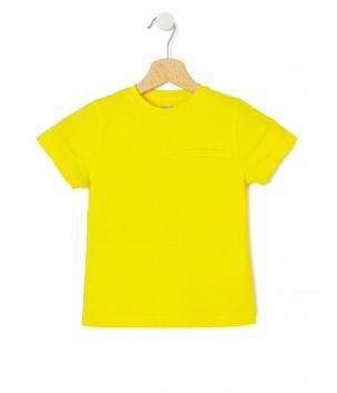 Tricou BASIC Yellow