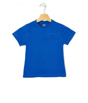 Tricou BASIC BLUE