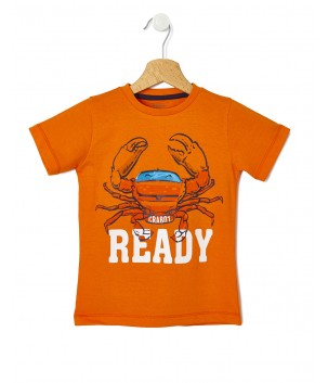 Tricou Crab Ready