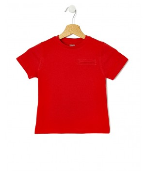 Tricou BASIC RED