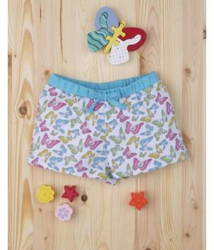 Pantaloni scurti Butterflies