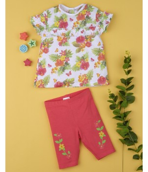 Set 2 piese TROPICAL