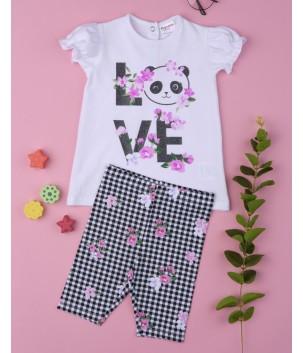 Set Panda Vichy