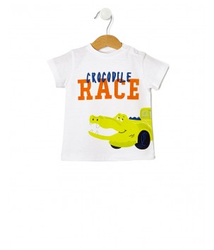 Tricou Crocodile Race