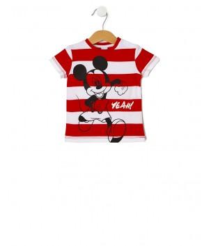 Tricou ICONIC STRIPE Mickey