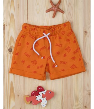 Pantaloni scurti Orange Shark