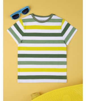 Tricou BASIC Stripes