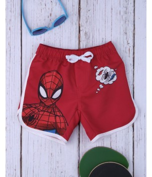 Boxer baie Spiderman