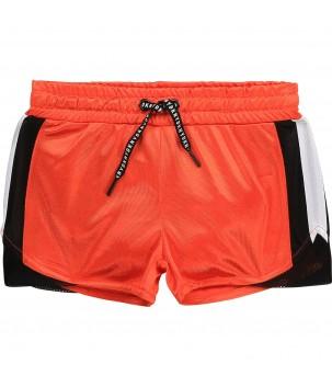 Pantaloni sport luciosi