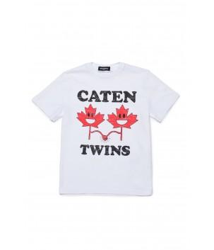 Tricou Caten Twins