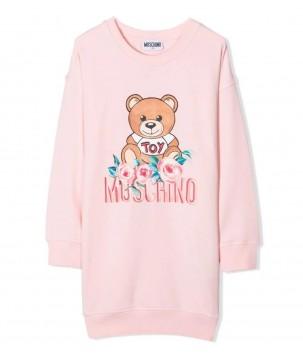 Rochie fleece Teddy Bear