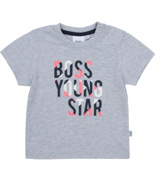 Tricou BOSS Young Star