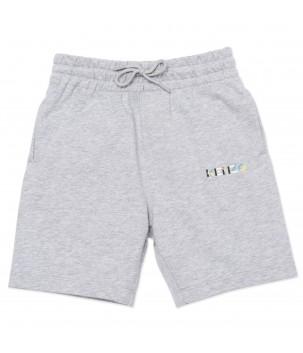 Pantaloni scurti cu logo